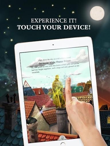 Приложение iWilde Collection (Immersive Reading Experience) для Андроид