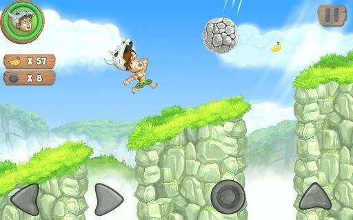 Скриншот Jungle Adventures 2 для Андроид