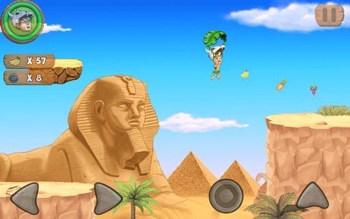 Приложение Jungle Adventures 2 для Андроид