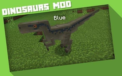 Jurassic Craft Addons MCPE для Андроид