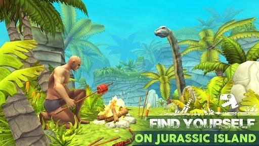 Скриншот Jurassic Island 2: Lost Ark Survival для Андроид