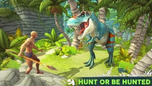 Jurassic Island 2: Lost Ark Survival для Андроид