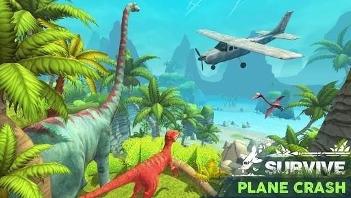 Приложение Jurassic Island 2: Lost Ark Survival для Андроид
