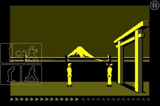Karateka Classic для Андроид