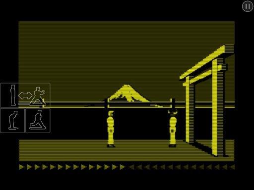 Karateka Classic для Android