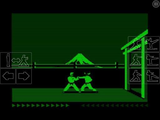 Приложение Karateka Classic для Андроид