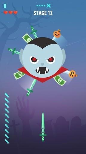 Скриншот Knife Bounty для Андроид