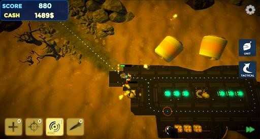 Скриншот Last Convoy — Tower Offense для Андроид