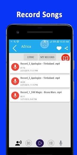 Скриншот Learn English With Rhymes для Андроид