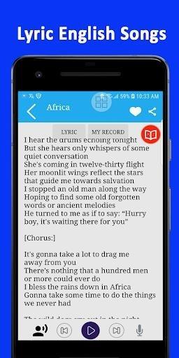 Приложение Learn English With Rhymes для Андроид