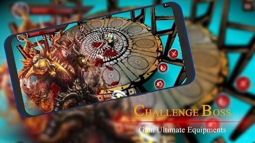 Скриншот Legacy Of Warrior : Action RPG Game для Андроид
