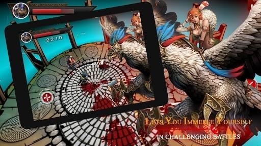Приложение Legacy Of Warrior : Action RPG Game для Андроид