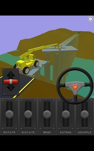 Скриншот Little Crane для Андроид