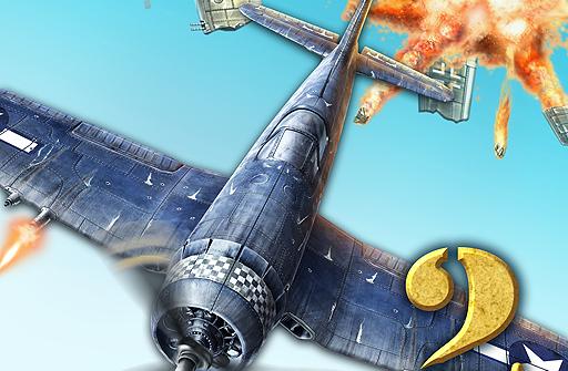 AirAttack 2 - WW2 Airplanes Shooter для Андроид скачать бесплатно