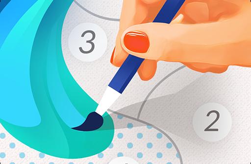 April Coloring для Андроид скачать бесплатно