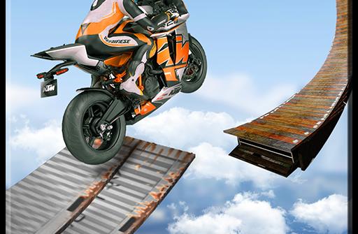 Bike Impossible Tracks Race: 3D Motorcycle Stunts для Андроид скачать бесплатно
