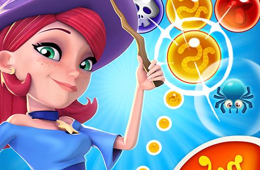 Bubble Witch 2 Saga для Андроид скачать бесплатно
