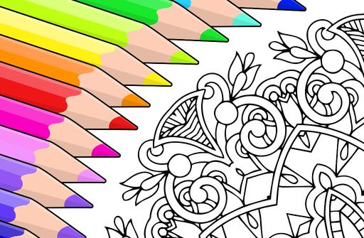 Colorfy: Раскраска антистресс - Игры тно для Андроид скачать бесплатно