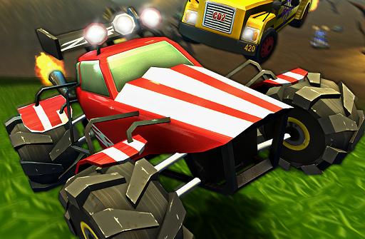 Crash Drive 2 - гоночная игра для Андроид скачать бесплатно