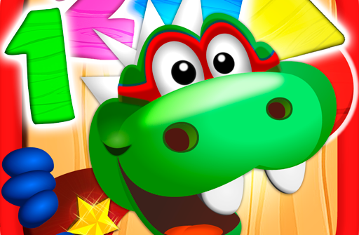 Динозавр Тим: формах и цветах для Андроид скачать бесплатно