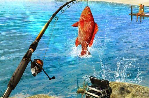 Fishing Clash: реальный рыбалки игра. 3D симулятор для Андроид скачать бесплатно