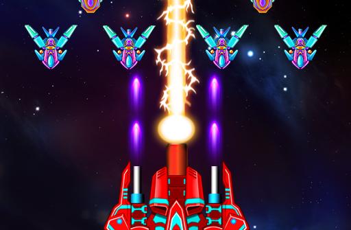 Galaxy Attack: Alien Shooter для Андроид скачать бесплатно