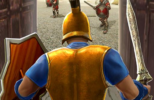 Gladiator Glory для Андроид скачать бесплатно