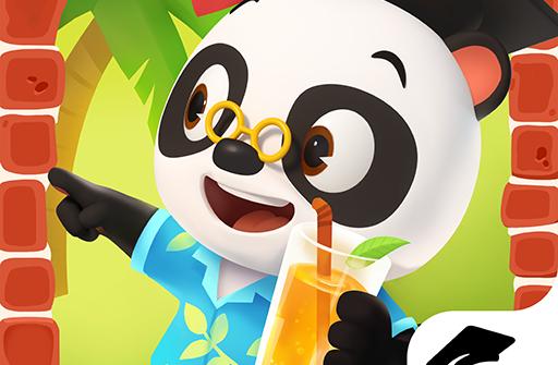 Город Dr. Panda: Отпуск для Андроид скачать бесплатно