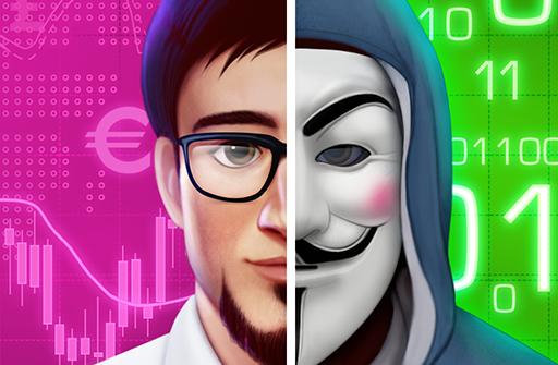 Хакер - симулятор жизни, смартфон, магнат, бомжара для Андроид скачать бесплатно
