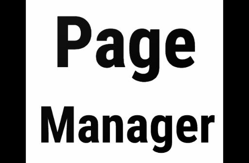 Pages Manager для Андроид скачать бесплатно
