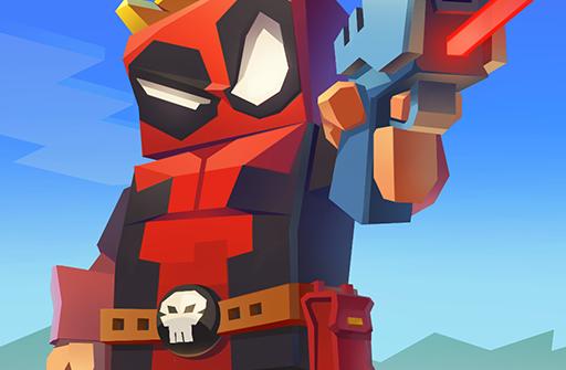 Pixel Combat: Zombies Strike для Андроид скачать бесплатно
