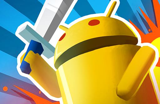 Robot Clash для Андроид скачать бесплатно