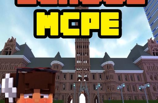 School Maps for Minecraft PE для Андроид скачать бесплатно