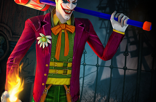 Страшные Клоун Атака Ночь город для Андроид скачать бесплатно