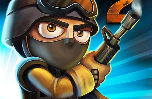 Tiny Troopers 2: Special Ops для Андроид скачать бесплатно