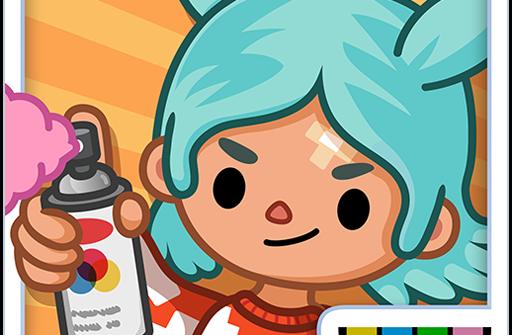 Toca Life: After School для Андроид скачать бесплатно