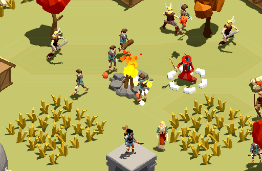 Viking Village RTS для Андроид скачать бесплатно