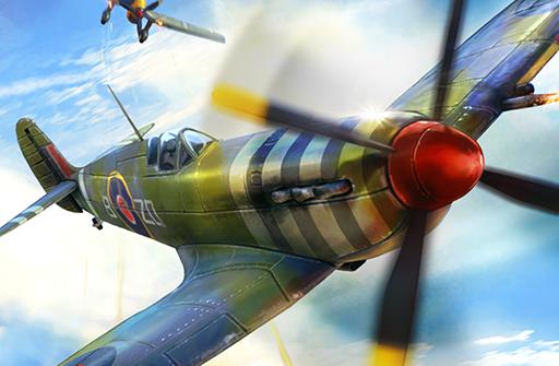 Warplanes: WW2 Dogfight для Андроид скачать бесплатно