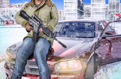 Winter City Shooter Gangster Mafia для Андроид скачать бесплатно
