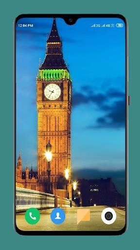 Скриншот London Wallpapers PRO 4K England Background для Андроид