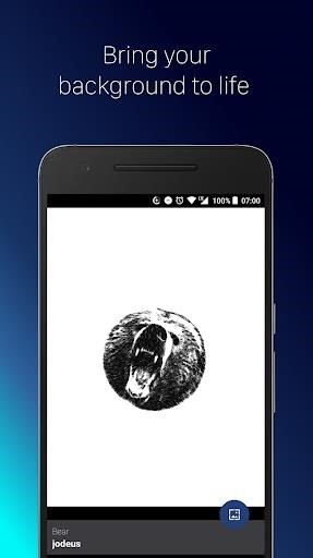 Приложение LoopWall для Андроид