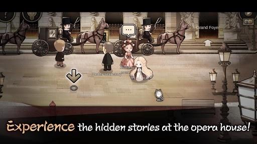 Приложение MazM: The Phantom of the Opera для Андроид