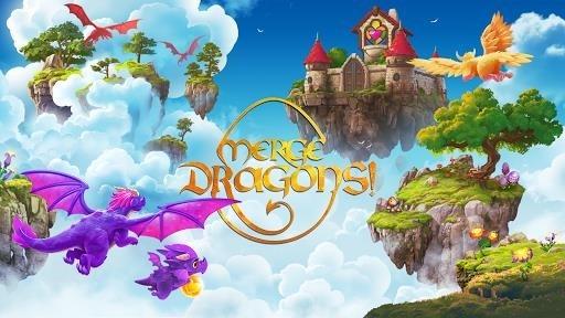Merge Dragons! для Android
