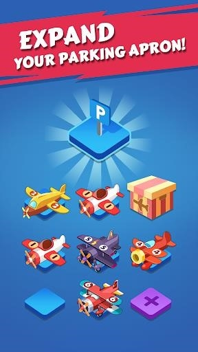 Merge Plane — Click & Idle Tycoon для Андроид