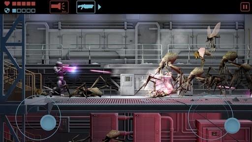 Metal Ranger для Android