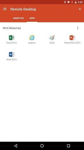 Microsoft Remote Desktop для Android