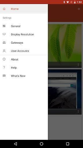 Приложение Microsoft Remote Desktop для Андроид