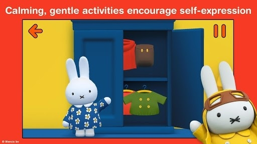Скриншот Miffy's World – Bunny Adventures для Андроид