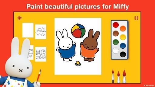 Miffy's World – Bunny Adventures для Андроид