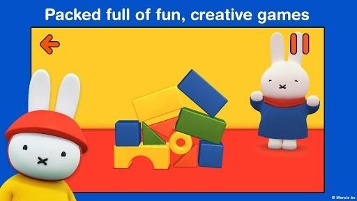 Приложение Miffy's World – Bunny Adventures для Андроид